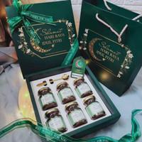 Hampers Realfood Idul Fitri - Kado Lebaran Minuman Sehat Walet - PL066