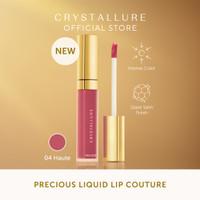 Wardah Crystallure Precious Liquid Lip Couture 6,5 g - 04 Haute