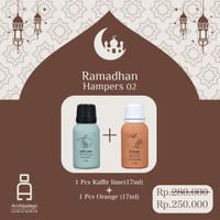 Parsel Ramadan Lebaran Hampers 02 isi 2 botol Essential Oils