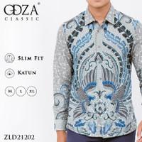 Baju Pria / Baju Batik Slimfit / Baju Pesta / Kemeja Keluarga D484