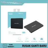 Memory Ghost SSD 2.5 Black Series 120 GB - Tanpa Caddy