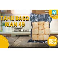 TAHU BASO IKAN 49 HALAL ISI 500 GR