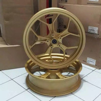 velg Vrossi vixion new double disc depan tapak lebar 3inc 4,5inc PNP