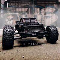 Arrma Notorious V5 6s 4WD BLX 1/8 RTR not Traxxas Maxx not Hoss