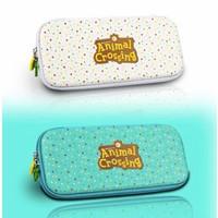 Nintendo Switch Animal Crossing Soft Eva Case Pouch Bag Tas