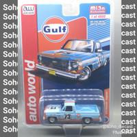 Auto World AW 1973 Chevrolet Cheyenne Gulf Chevy