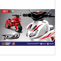 Mainan Motor Balap - Mobil Anak - Mainan Anak - Motor Anak SHP NEO 553