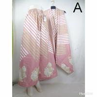 Setelan bolero dan celana kulot batik