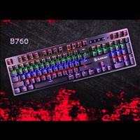Bloody B760 Gaming Keyboard Black Switch Neon Lighting USB