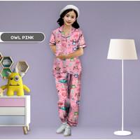 Monalisa Piyama Anak Usia 6-8 Tahun (Size 8) Motif Karakter - Part 1