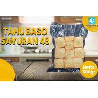 TAHU BASO SAYURAN 49 HALAL ISI 500 GR
