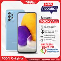 Samsung Galaxy A72 8/128 8/256 Kamera 4K GB RAM 8 ROM 128 256 Resmi