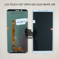 LCD TOUCHSCREEN 1SET OPPO A83 CPH1729 OLED ORIGINAL 100%