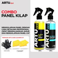 ARTU VARD Paket Panel Kilap - FLACKFRI GLANSA