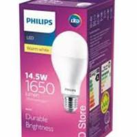 philips led 14.5 watt putih garansi 2 tahun - Kuning