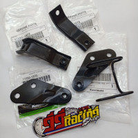 satu set bracket fairing bawah Ninja RR old zx original
