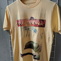 Quiksilver t shirt kaos Hurley nixon surf huf skateboard