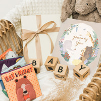 OH x BL - Bundle ME & YOU - Baby Journal, Softbook