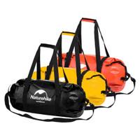 Duffle Bag Tas Waterproof Naturehike NH20FSB03 Diving Snorkling Travel - Merah, 40L