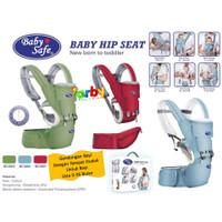 Baby Safe Baby Hip Seat (Untuk Bayi 0-36 Bulan) - Green