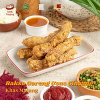 Bakso Goreng Usus Cincang Frozen Premium Isi 9 (Bakso Khas Malang)