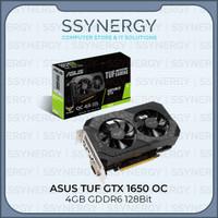 VGA ASUS TUF Gaming GeForce GTX 1650 4GB GDDR6 GTX1650 4 GB