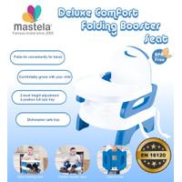 MASTELA Folding Booster Seat / Kursi Makan Bayi - BLUE OCEAN - 07910