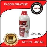 FASON Gratine 400ml (Pembersih porcelain tile, granit, batu alam, dll