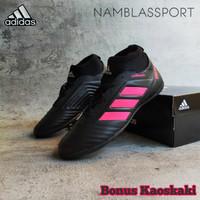 sepatu futsal adidas boot hitam harga grosir termurah di serang banten