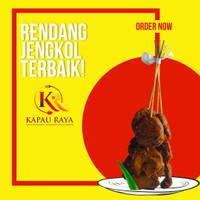 Rendang Jengkol Terbaik khas Kapau Raya_274