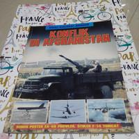 Majalah koleksi Angkasa Konflik di Afghanistan