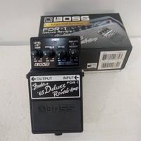 Boss Fender - Effect gitar FDR 1 Deluxe Reverb