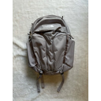 the north face surge backpack gray original