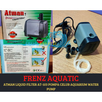 ATMAN LIQUID FILTER AT-103 POMPA CELUB AQUARIUM WATER PUMP