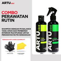ARTU VARD Paket Perawatan Rutin - TVAL STADA