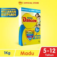 DANCOW ADVANCED EXCELNUTRI 5+ Madu Box 1000g