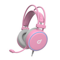 dbE GM190 7.1 Virtual Surround Gaming Headphone - Pink Edition
