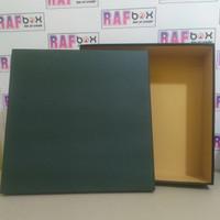 Kotak Parcel Besar | Kotak Kado | Kotak Hampers | Gift box | Souvenir - Putih