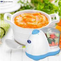Peralatan MPASI Blender Makanan Bayi Baby Safe Food Processor Makassar