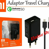 Charger Xioami Mi6 Redmi Note 4 series Note 3 pro Casan Travel Charger