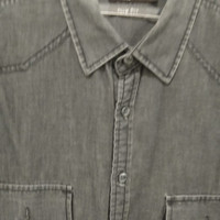 baju kemeja pria cowok jeans fashion pakaian atasan laki laki