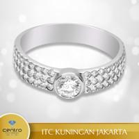 Cincin Emas Wanita TU0022 | Centro Jewellery