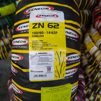 BAN TUBELESS ZENEOS 150/60-14 ZN62 free pentil tubeless