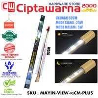 Lampu 92 cm MAYIN LED PLUS Aquarium Akuarium ikan Arowana / Arwana