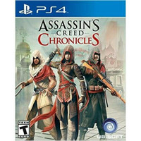 BD PS4 Kaset PS 4 Assassin Creed AC Chronicles CD Game