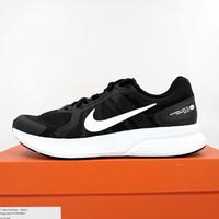 Sepatu Running/Lari Nike Run Swift 2 Black White DK CU3517-004 Ori