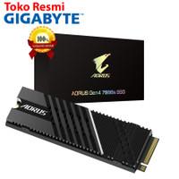 Gigabyte SSD Aorus NVME GEN4x4 7000s 2TB