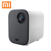 Mijia Mi Projector DLP Portable LED Mini Proyektor Android TV WiFi FHD