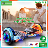 PALING LAKU! Hoverboard Bluetooth Music / Smart Balance Wheel