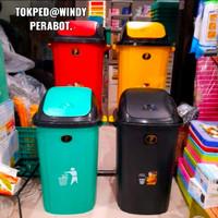 Tempat Sampah 60 Liter Sparta Taiwan